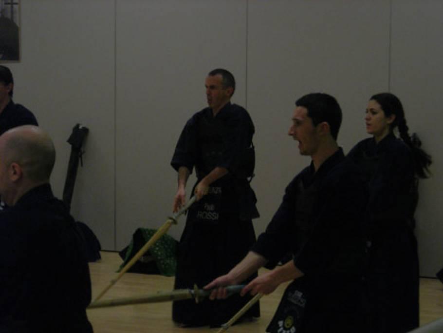 Allenamento Iwaki Dojo
