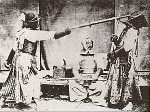storia del kendo